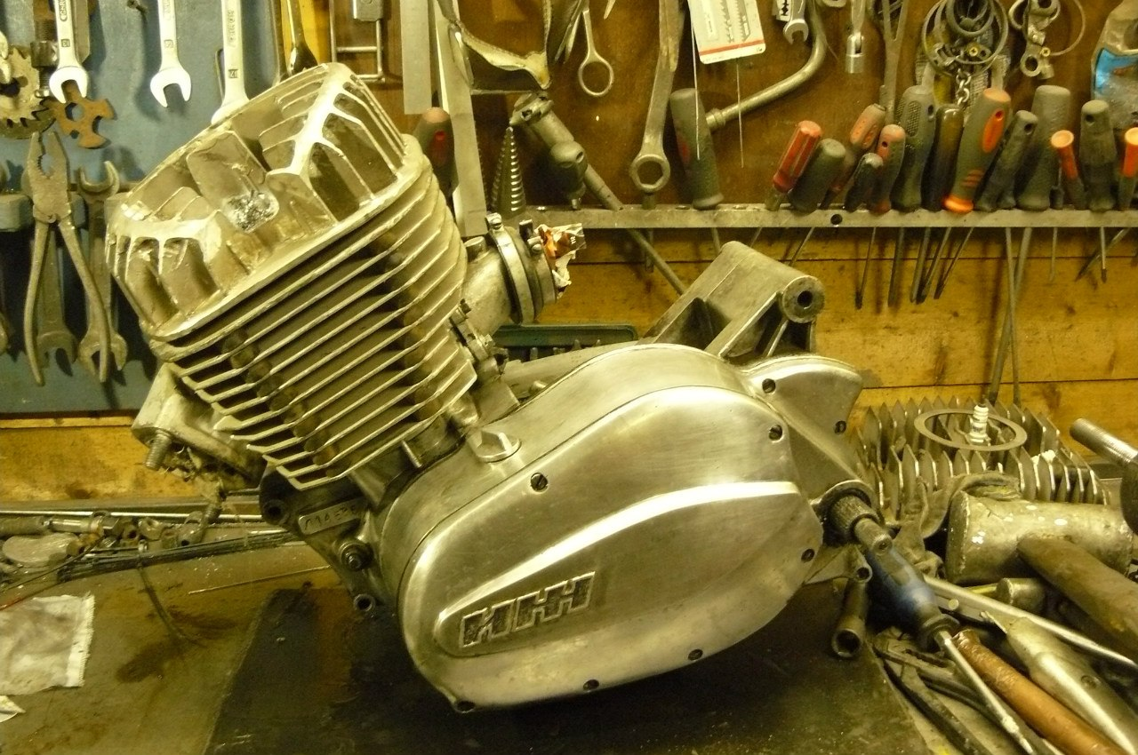 Электромотоцикл своими руками 52