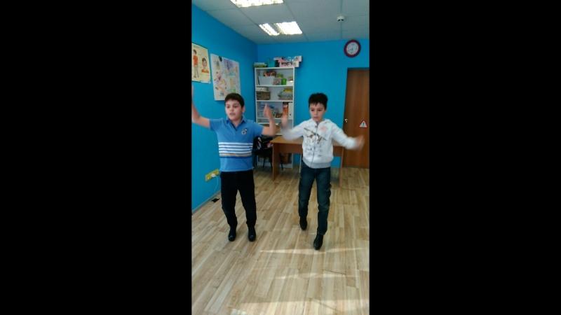 Танцевальные батлы