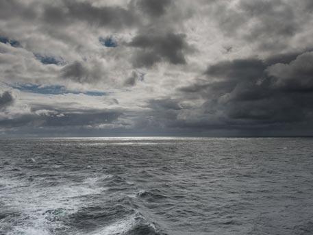 Латышским военным привиделись корабли и подлодка ВМФ РФ у своих берегов