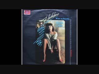 Irene Cara - Flashdance... What A Feeling (Long Version) (1983) Germany