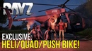 New Heli Bikes Exclusive! ~ DayZ Expansion Team Interview