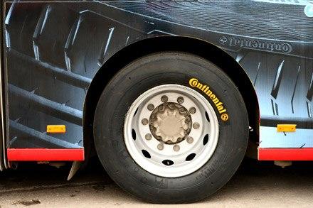 Автобусные шины Контитенталь