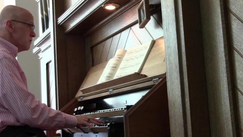 607 J. S. Bach - Vom Himmel kam der Engel Schar (Orgelbüchlein No. 9), BWV 607 - Mark Pace