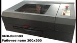Российский лазерный станок CO2 CNC-SL0303