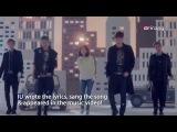 Showbiz Korea - HIGH4 DEBUTS WITH THE HELP OF IU 아이유, 신인그룹 하이포와 입맞춤