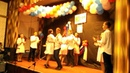 Марийский танец. Танцевальный коллектив Юность. Люльпанский центр культуры