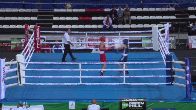 MAKSIM ZAITSEV RUS MAKSIM HALINICHEV UKR 52 kg Quaterfinal 24 10 17