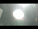 Led work light 12w Blasting flash ring