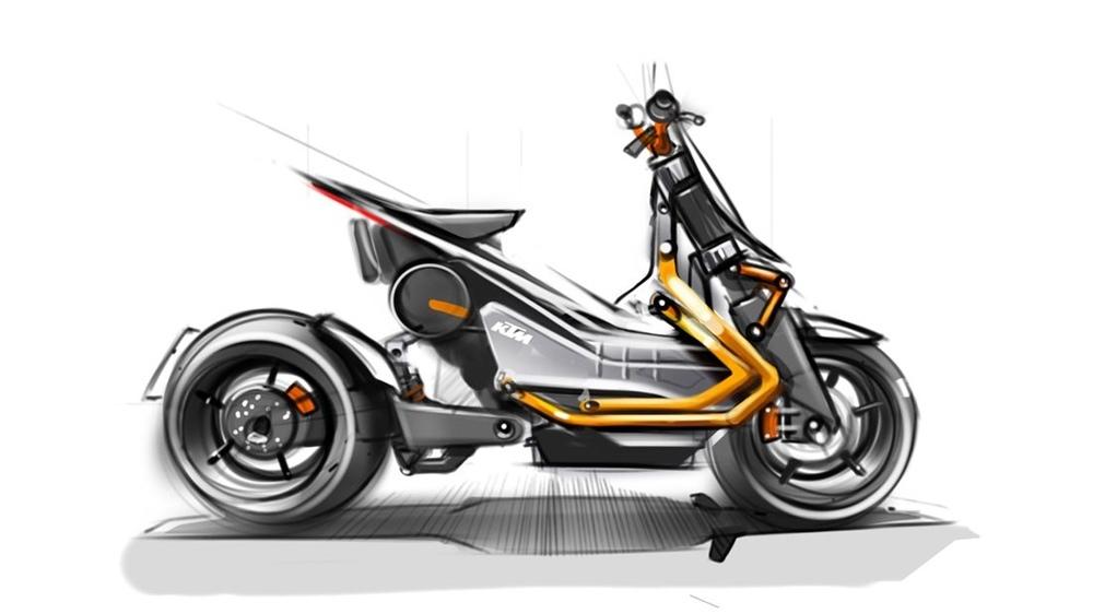 Электрическая платформа KTM EMotion уже в разработке