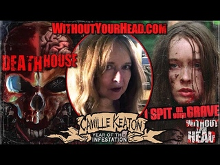 Camille Keaton of I Spit on Your Grave & Death House interview - Without Your Head Horror Podcast