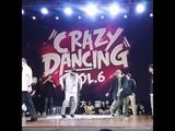Boogaloo Sam judge showcase crazy dance vol.6