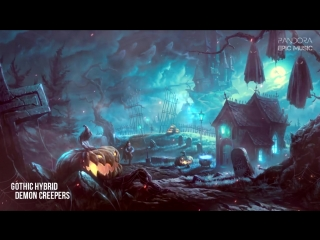 Epic Halloween Music Mix - Dark Spooky Scary Orchestral Music