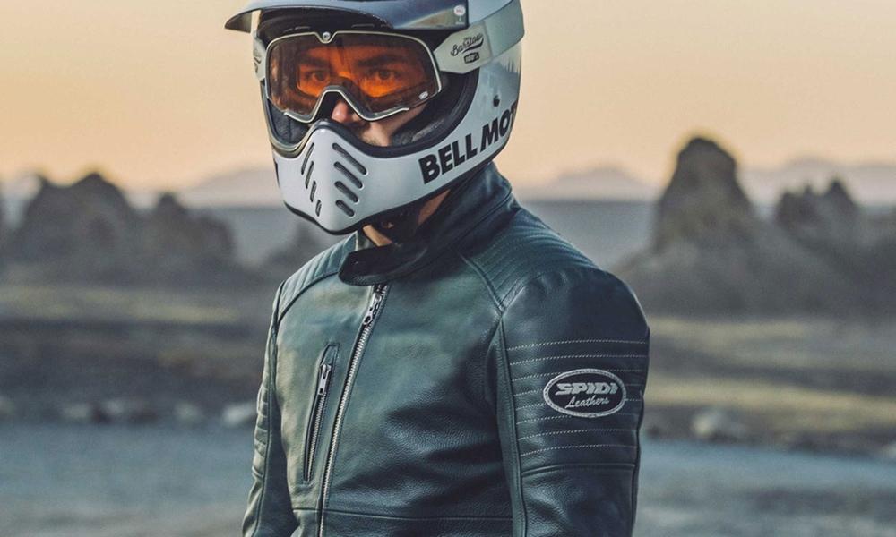 Классическая мотокуртка Spidi Clubber
