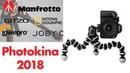Все новинки Manfrotto Joby Lowepro Gitzo и Lastolite с Photokina 2018
