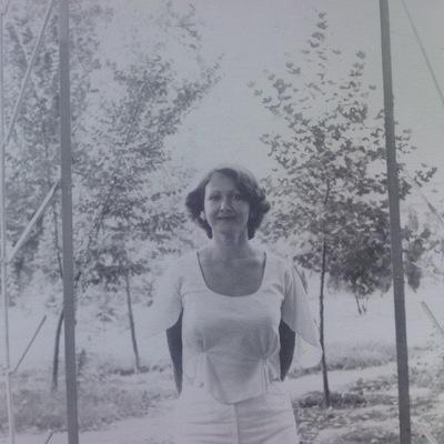 Надежда Агафонова, 11 июня 1949, Ялта, id216950469