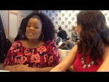 SDCC 2012 Community's Alison Brie &amp Yvette Nicole Brown on