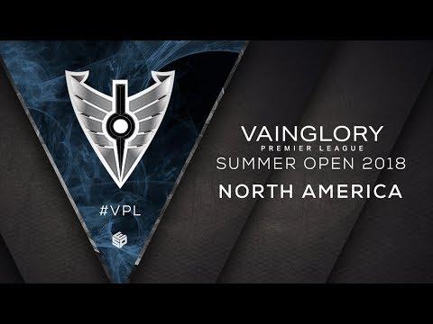 VPL Summer Open - NA Finals