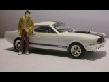 1965  WARTBURG 312 LIMOUSINE FORD GALAXIE 500 FORD MUSTANG SHELBY 350 GT... (23.03.2017 г.)