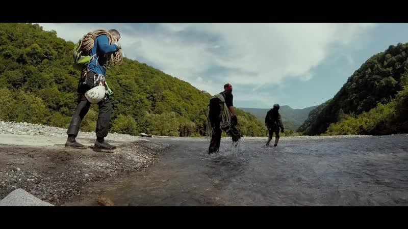 Каньонинг Canioning с Apsny Adventure (монтаж Давид Николаев)