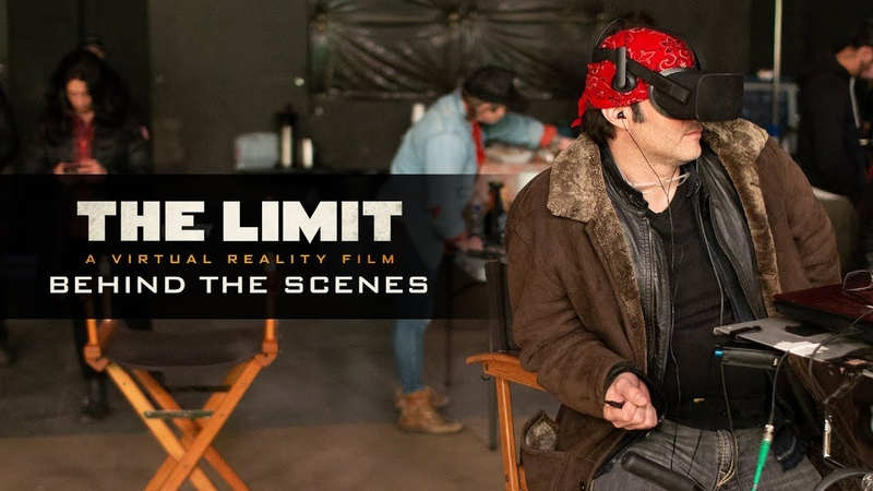 Exclusive Behind the Scenes Teaser from Robert Rodriguez's THE LIMIT A Virtual Reality Film