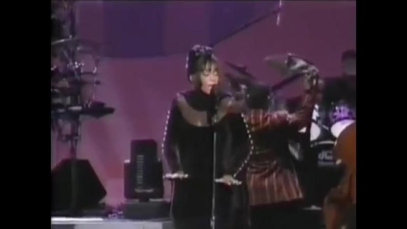 Whitney Houston - Medley: I Loves You, Porgy / And I Am Telling You I'm Not Going / I Have Nothing (AMA 1994)