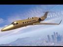 Gold private jets dubai