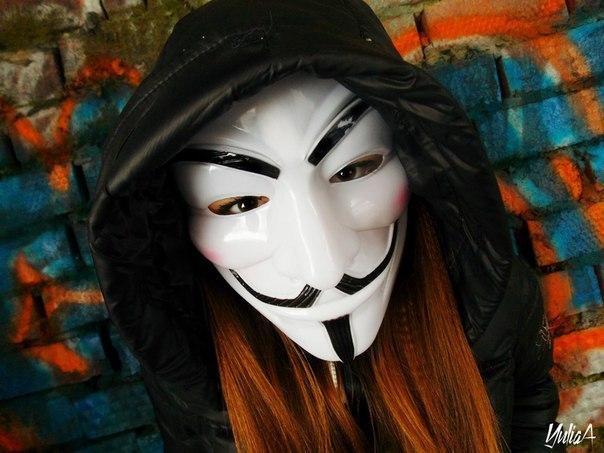 Фото на аву в масках