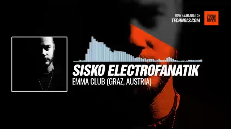 Listen Techno music with @electrofanatik - EMMA Club (Graz, Austria) Periscope