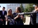 Сотни школьников и студентов Крыма попробовали себя в роли защитника отечества