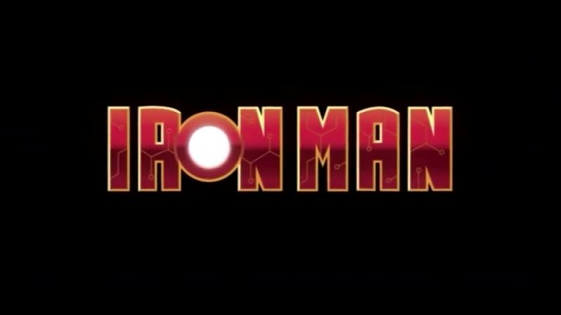 Железный человек Приключения в броне (Заставка 2008)Мультсериал