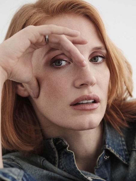 Jessica Chastain Madame Figaro, 2018
