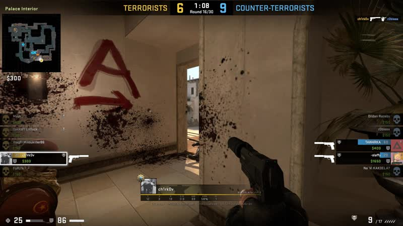 2 awesome kills wiht usp s
