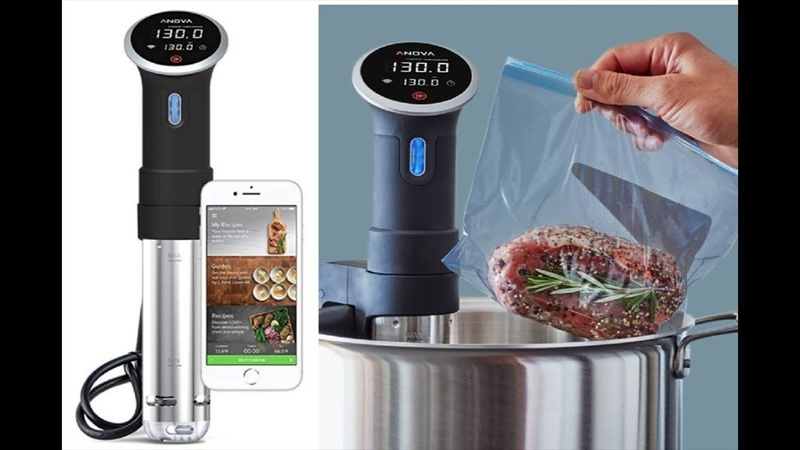 Anova Culinary Sous Vide Precision Cooker Official Introduction