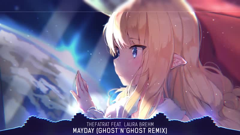 Nightcore - MAYDAY (GhostnGhost Remix) - (Lyrics)