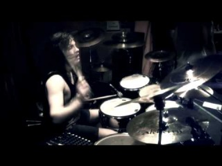 Borow - The Madness Comes Out From The Sea Depth (DrumCam)