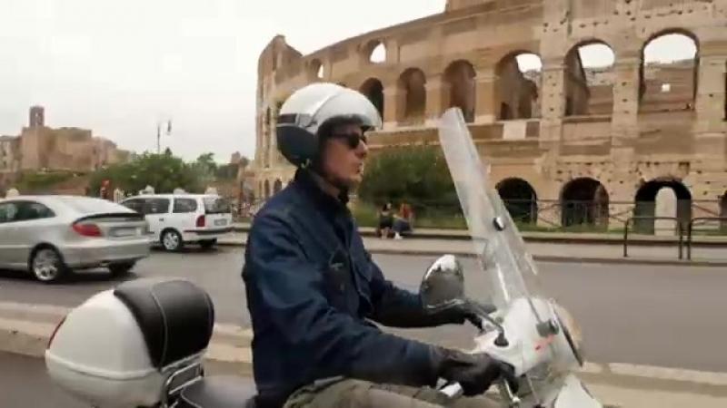 Extratour Mit der Vespa durch Rom