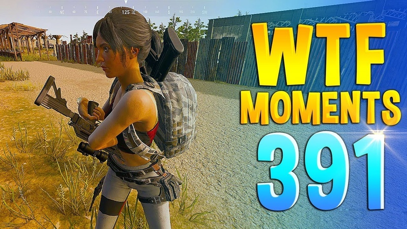 PUBG Daily Funny WTF Moments Highlights Ep 391
