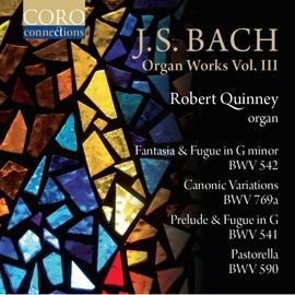 Johann Sebastian Bach альбом J.S. Bach: Organ Works, Volume III
