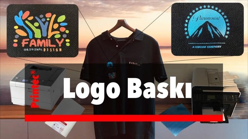 Her türlü kumaşa logo baskısı yapmanın en iyi ve kolay yolu nedir