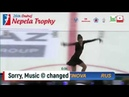 Stanislava KONSTANTINOVA SP Nepela Trophy 2018