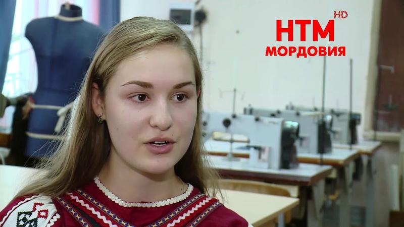 Швейная мастерская в Рузаевской школе