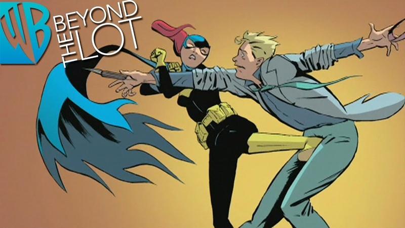 Batgirl Year One Motion Comics 7: Hearts a Fire, Pt. 2