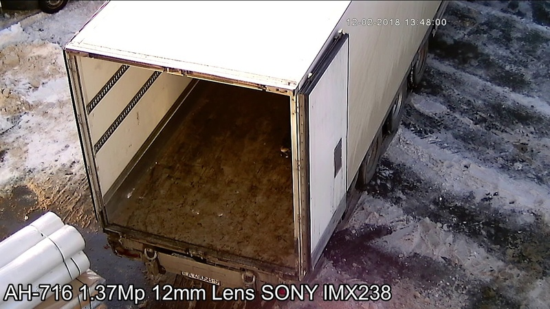 SSDCAM AHD видеокамера АН - 716, 1.37Мп, SONY Exmor IMX238, 12мм, варифокальный