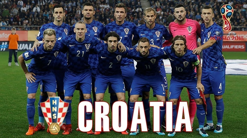 ROAD TO RUSSIA ● CROATIA● ALL 19 GOALS IN EUROPEAN QUALIFIERS PLAYOFFS