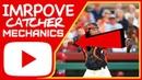 Improve Catcher Throwing Mechanics
