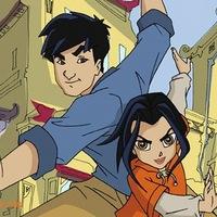 Джеки чан мультфильм сериал про супергероя в школе