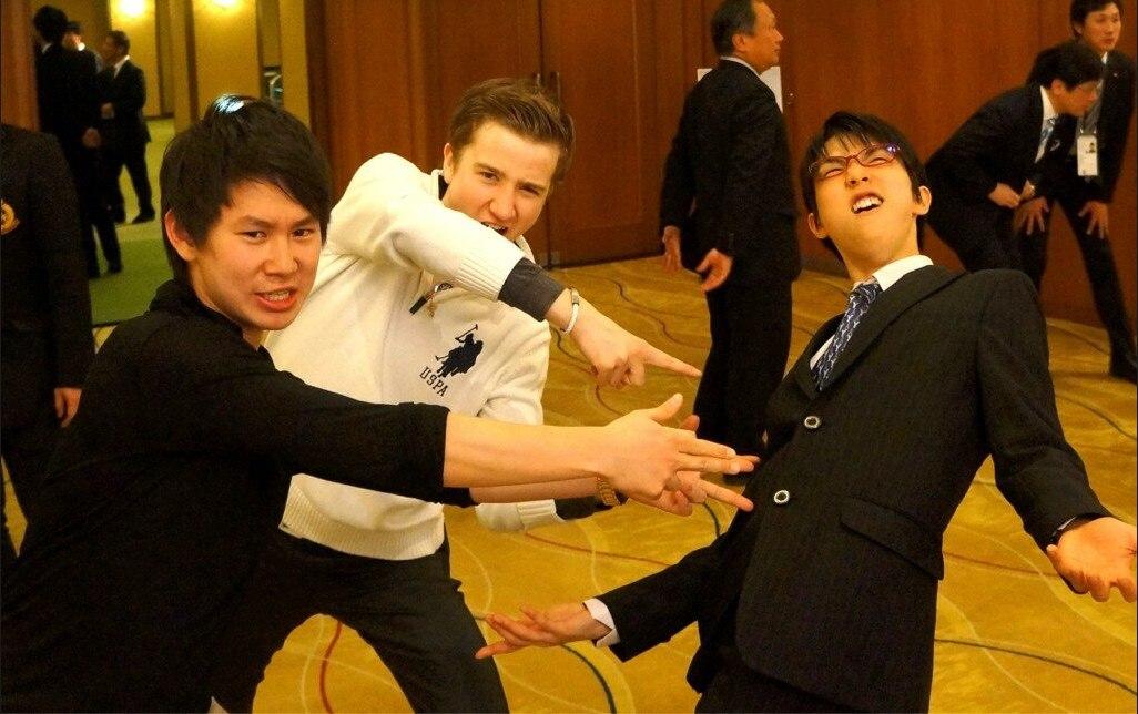 Юзуру Ханью / Yuzuru HANYU JPN GmQHxYNdCYI