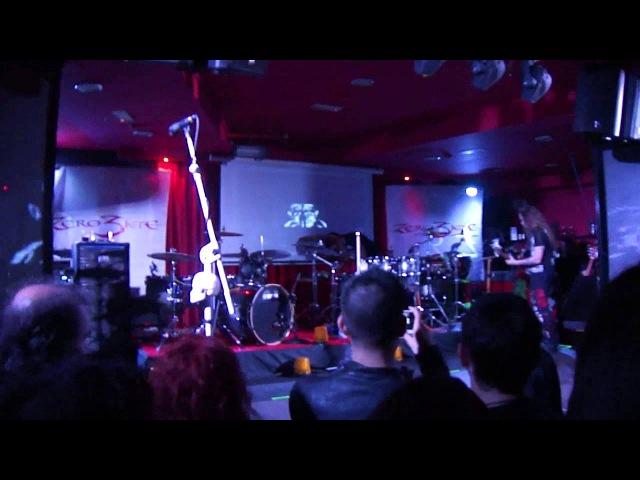 Concierto de Zero3iete en We Rock Madrid el 6 de abril de 2013 parte 1/2