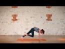 Practice with Nadia Narain of London's TriYoga 20мин