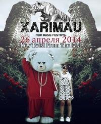 Asia music festival XARIMAU 26.04.2014 Колизей